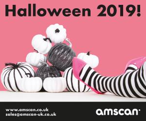 Amscan Halloween-MPU
