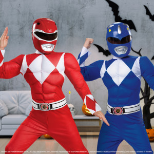 Social - Power Rangers