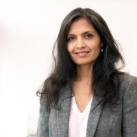 Above: Babita Devi, director of marketing company bStrategic