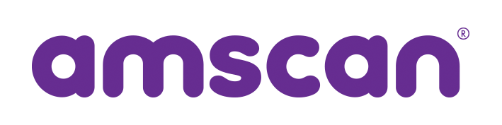Amscan Purple Logo only - PNG