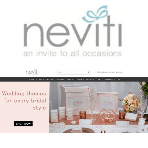 Neviti website (2)